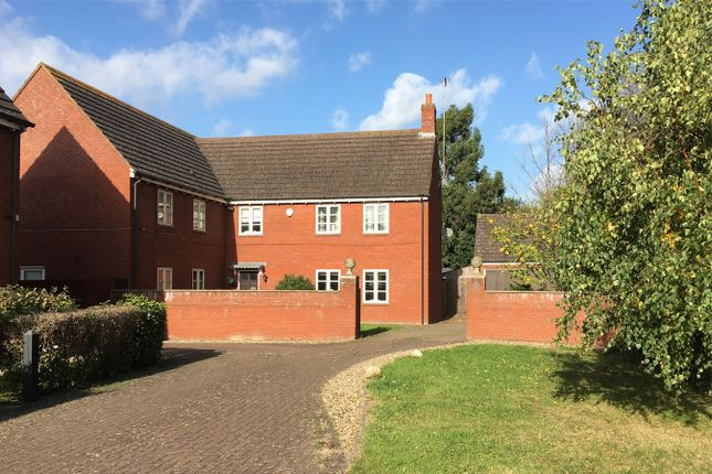 Thumbnail Detached house to rent in The Anchorage, Hempsted, Gloucester