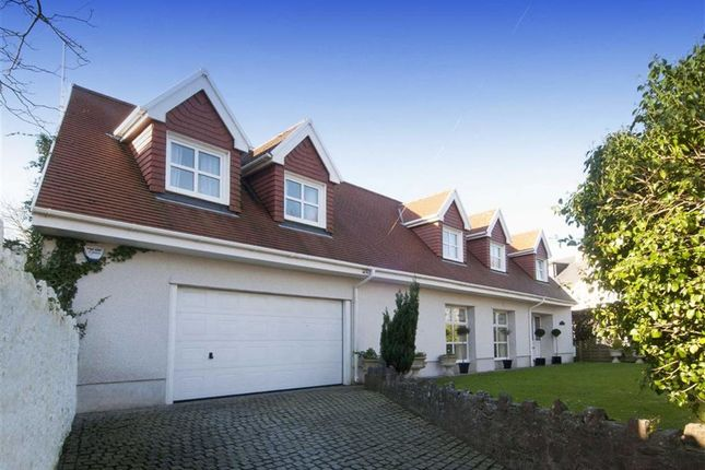 Thumbnail Detached house for sale in Groves Avenue, Langland, Swansea
