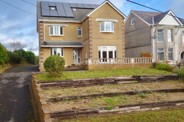 Thumbnail Detached house for sale in Plas Gwyn Road, Penygroes, Llanelli
