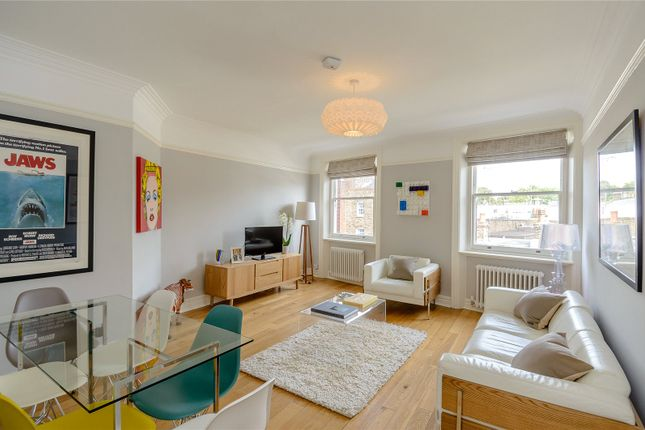 Thumbnail Flat for sale in Campden Hill Mansions, Edge Street, London