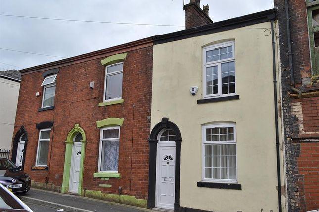 Front of Kent Street, Hathershaw, Oldham OL8