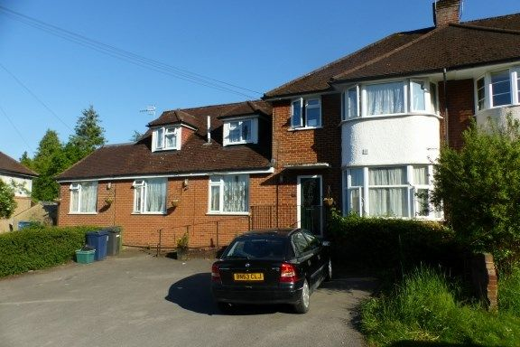 Thumbnail Semi-detached house for sale in Keep Hill Drive, High Wycombe