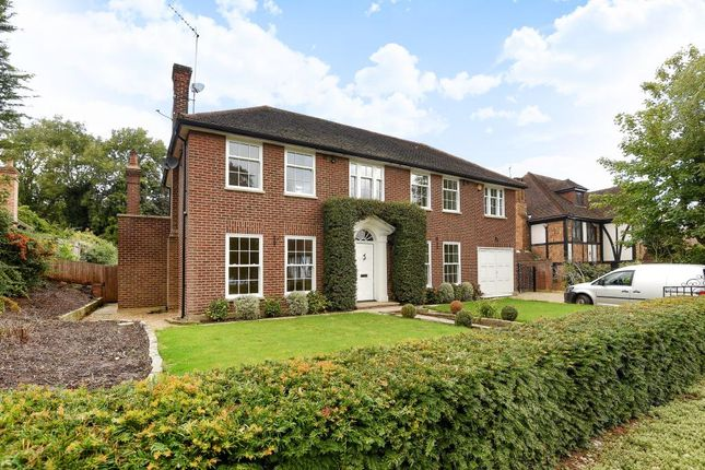 Thumbnail Detached house to rent in Northcliffe Drive N20,