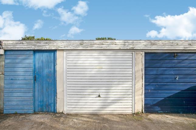 Garage of Mount Hawke, Truro, Cornwall TR4
