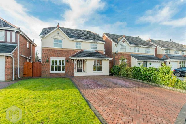 Thumbnail Detached house for sale in Reedley Drive, Worsley, Manchester