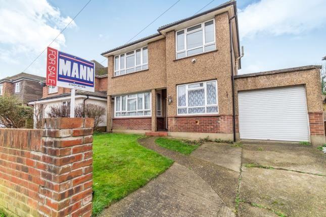 Thumbnail Detached house for sale in Zetland Avenue, Gillingham, Kent