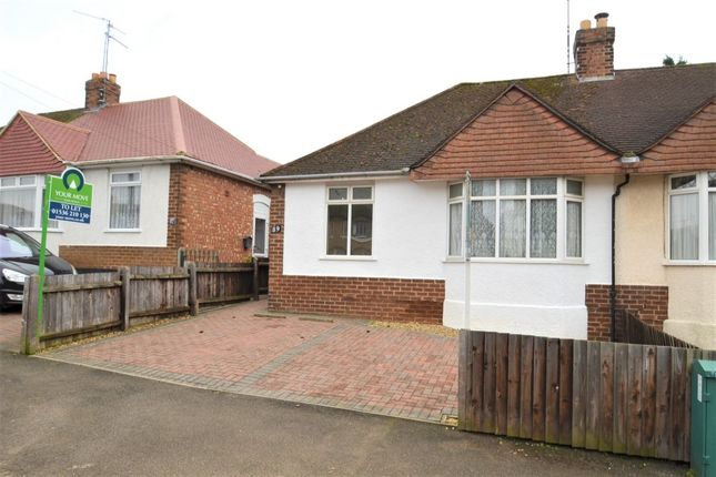 Thumbnail Bungalow to rent in Bryant Road, Kettering