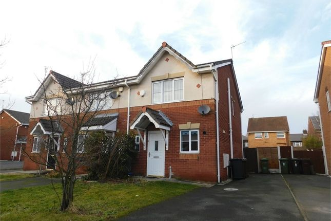 2 bed semi-detached house to rent in Zircon Close, Liverpool, Merseyside
