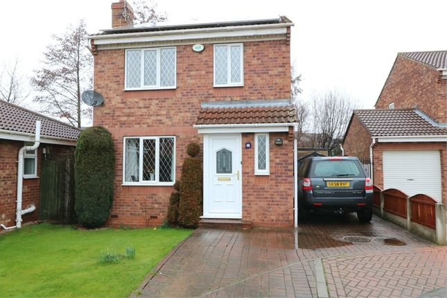 Thumbnail Detached house for sale in Meadowgates, Bolton-Upon-Dearne, Rotherham, South Yorkshire