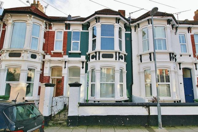 Thumbnail Terraced house for sale in Taswell Road, Southsea