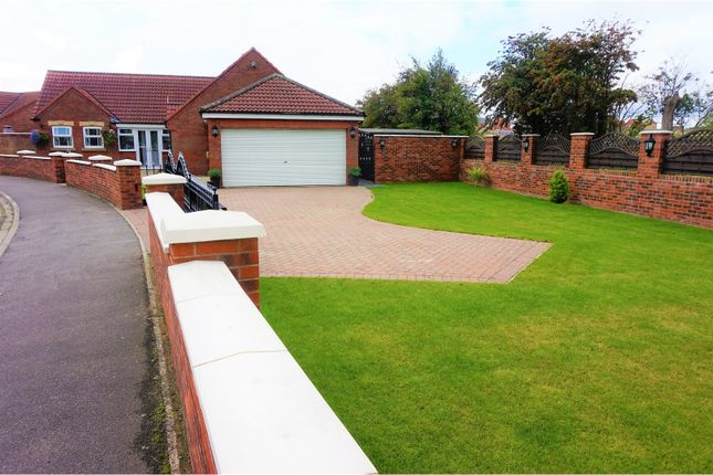 Thumbnail Detached bungalow for sale in Brigg Road, Filey