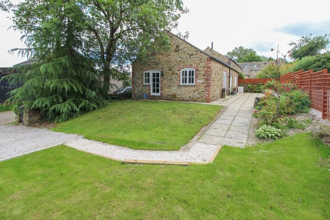 Thumbnail Detached bungalow for sale in Barn Farm, Pocknedge Lane, Holymoorside