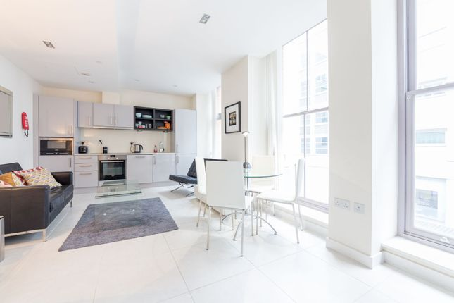 Thumbnail Flat to rent in Ecity, 15 Leonard Street, Old Street, Shoreditch, London