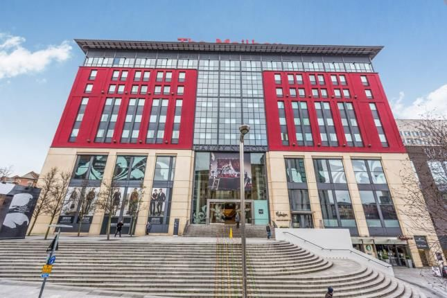 Thumbnail Flat for sale in Royal Arch Apartments, The Mailbox, Wharfside Street, Birmingham