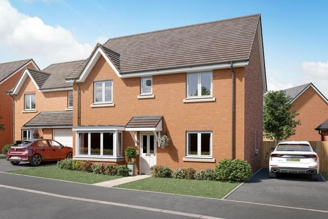 """4 bed property for sale in """"The Keswick"""" at Welton Lane, Daventry NN11"""