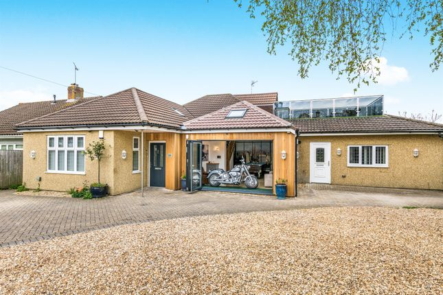 Thumbnail Detached bungalow for sale in Bath Road, Longwell Green, Bristol