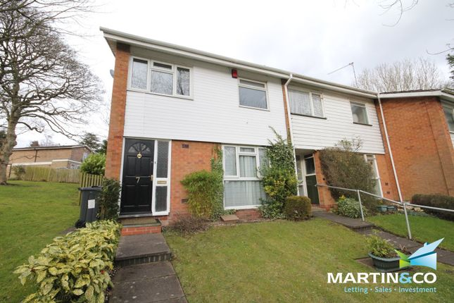 Thumbnail Town house to rent in Balcaskie Close, Edgbaston