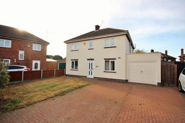 Thumbnail Detached house for sale in Plough Drive, Prettygate, Colchester, Essex