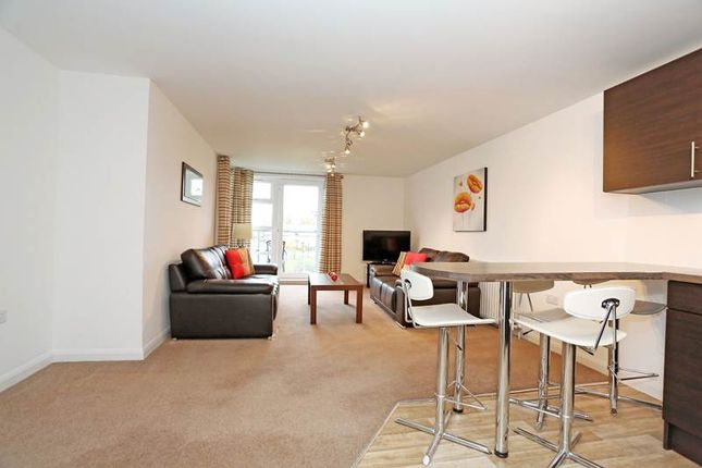 Thumbnail Flat to rent in Cordiner Place, Hilton, Aberdeen