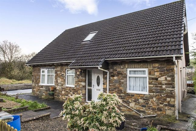 Thumbnail Detached bungalow for sale in Mill View Estate, Maesteg, Mid Glamorgan