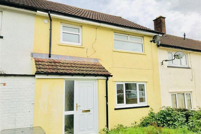 Thumbnail Terraced house to rent in Heol Llwyn Gollen, Merthyr Tydfil