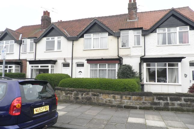 Thumbnail Terraced house to rent in Torrs Road, Harrogate