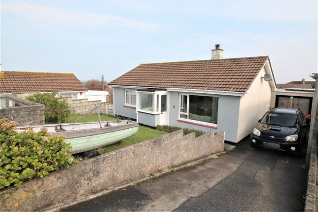 Thumbnail Detached bungalow for sale in Tregrea Estate, Beacon, Camborne