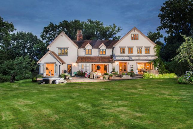 Thumbnail Detached house for sale in Langley Road, Claverdon, Warwick, Warwickshire