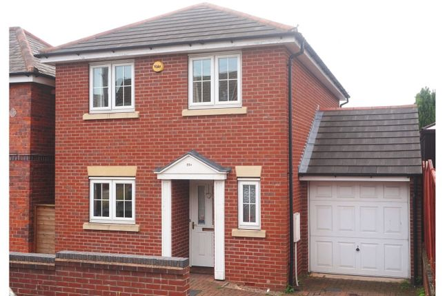Thumbnail Detached house for sale in Alma Street, Halesowen