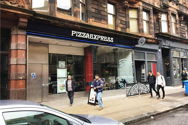 Thumbnail Leisure/hospitality to let in Sauchiehall Street, Glasgow