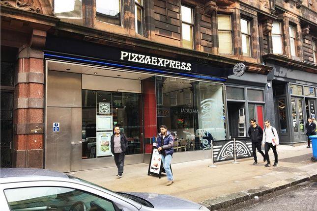 Thumbnail Leisure/hospitality to let in Sauchiehall Street, Glasgow