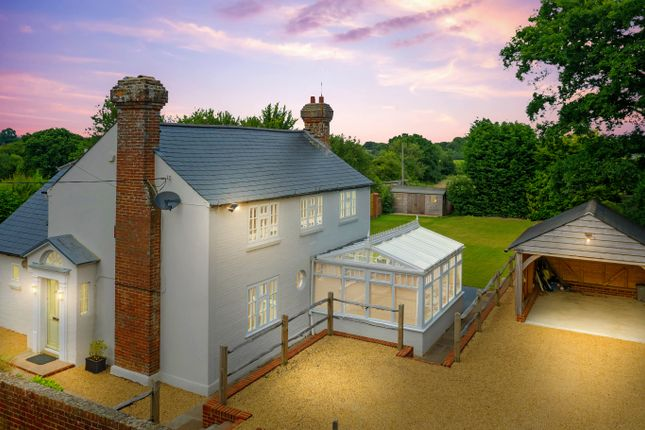 Thumbnail Detached house for sale in Rectory Lane, Ashington, Pulborough