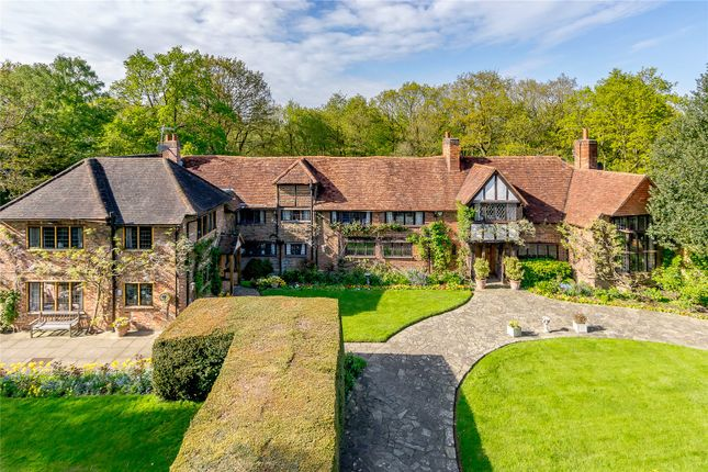 Thumbnail Detached house for sale in Austenwood Lane, Chalfont St Peter, Gerrards Cross, Buckinghamshire
