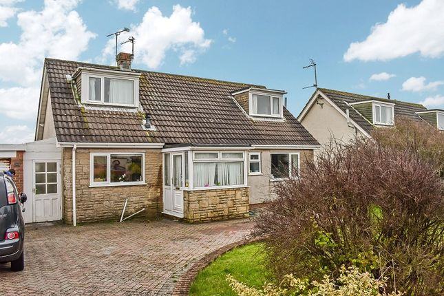 Thumbnail Link-detached house for sale in Sandpiper Road, Porthcawl, Bridgend.