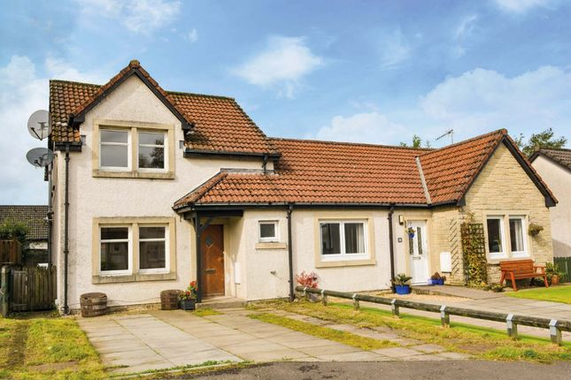 Thumbnail Semi-detached house for sale in Montgomery Place, Buchlyvie, Stirling