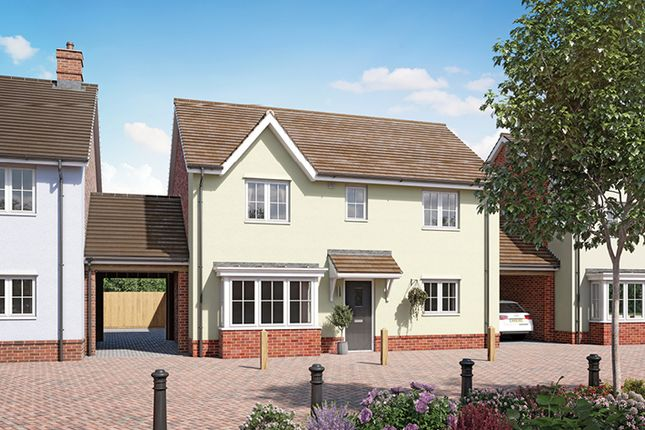 """Thumbnail Property for sale in """"The Keswick"""" at Factory Hill, Tiptree, Essex CO5 0Rf, Tiptree,"""