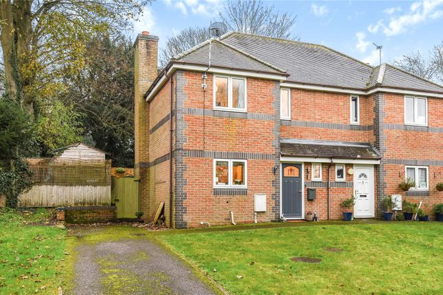 Thumbnail Semi-detached house to rent in Kiln Lane, Old Alresford, Alresford, Hampshire
