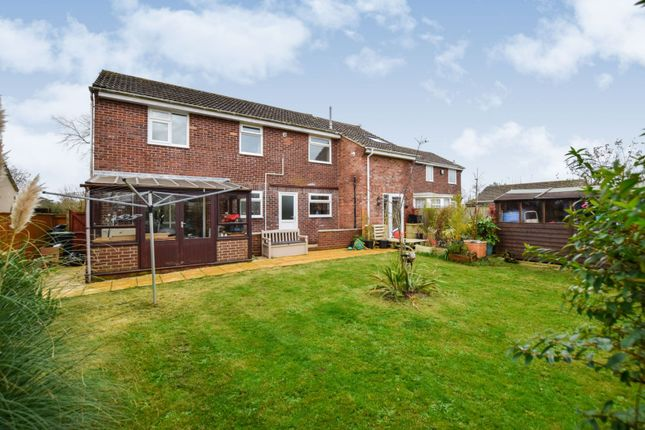 Thumbnail Detached house for sale in Briars End, Dorchester