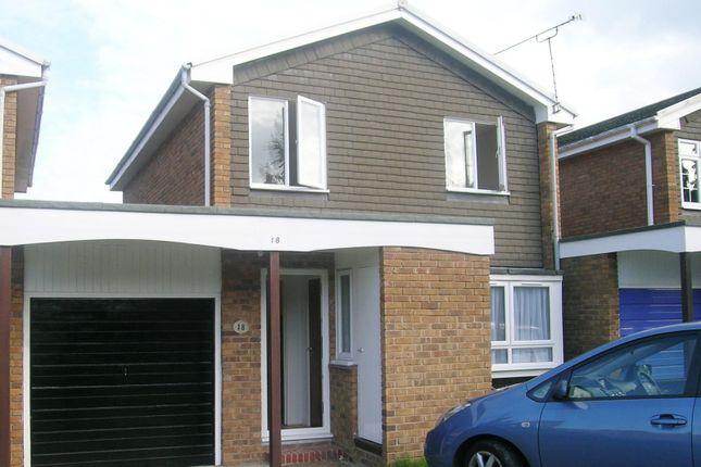 Thumbnail Property to rent in Silversmiths Way, Woking