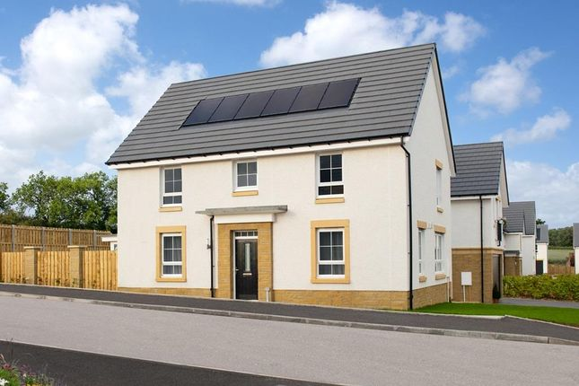 """Thumbnail Detached house for sale in """"Brora"""" at Malletsheugh Road, Newton Mearns, Glasgow"""
