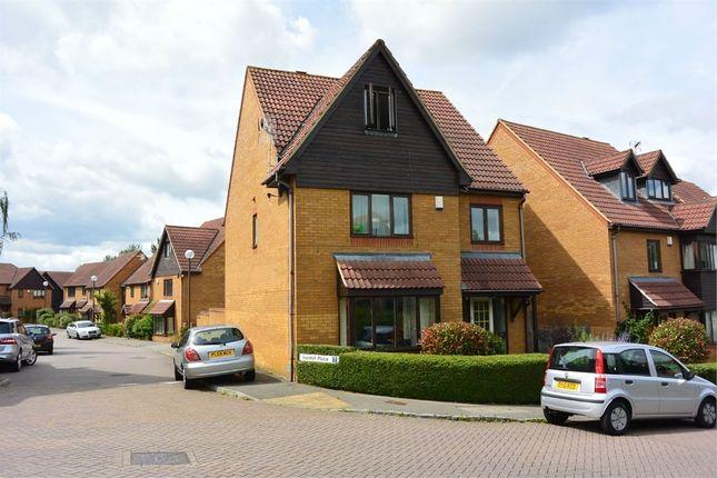 Thumbnail Detached house to rent in Knapp Gate, Shenley Church End, Milton Keynes, Buckinghamshire