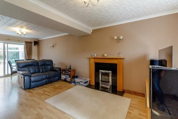 Lounge of Minster Road, Oakwood, Derby DE21