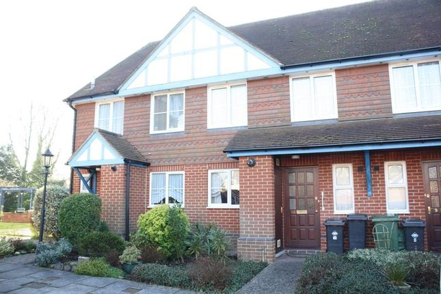 2 bed terraced house for sale in Rareridge Lane, Bishops Waltham, Southampton