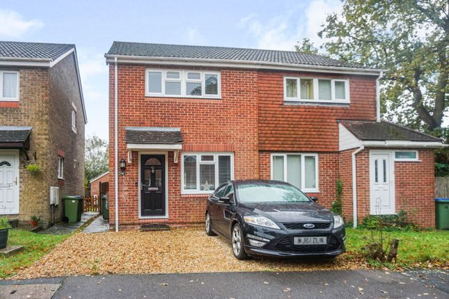 3 bed semi-detached house for sale in Runnymede, Fareham PO15