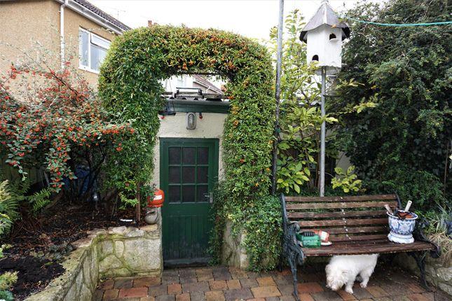 Garden of Sandholme Road, Brislington, Bristol BS4