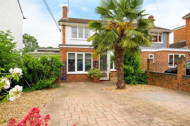 Thumbnail Semi-detached house for sale in Rose Hill, Binfield