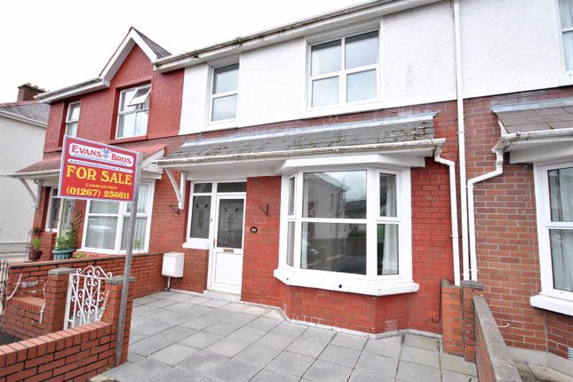 Thumbnail Property for sale in Myrddin Crescent, Carmarthen