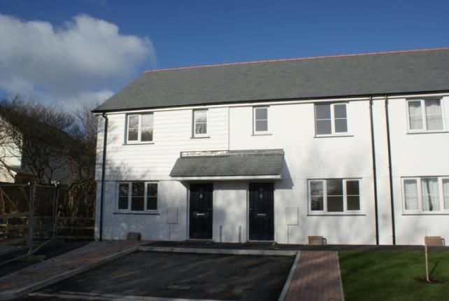 2 bed end terrace house for sale in Dobwalls, Cornwall