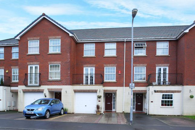 Thumbnail Terraced house for sale in Clos Halket, Canton, Cardiff