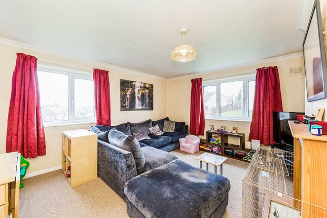 Thumbnail Flat to rent in Elston Close, Mansfield